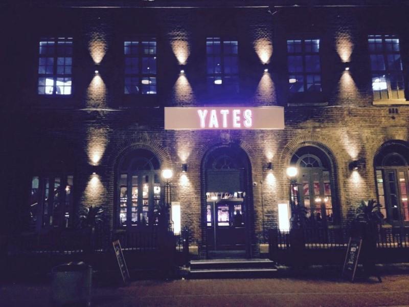 Yates Reading