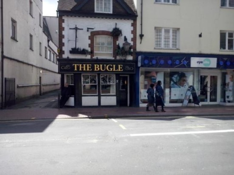 Bugle Pub Reading