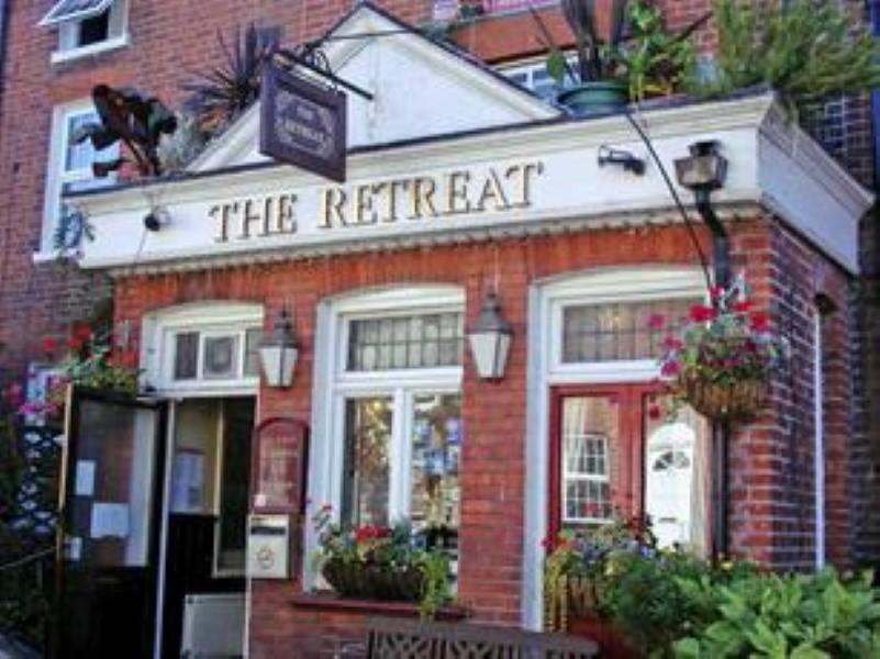 The Retreat - Reading