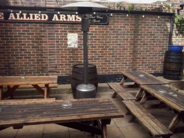 Allied Arms