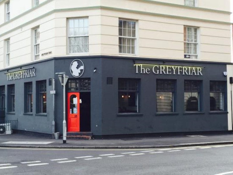 The Greyfriar