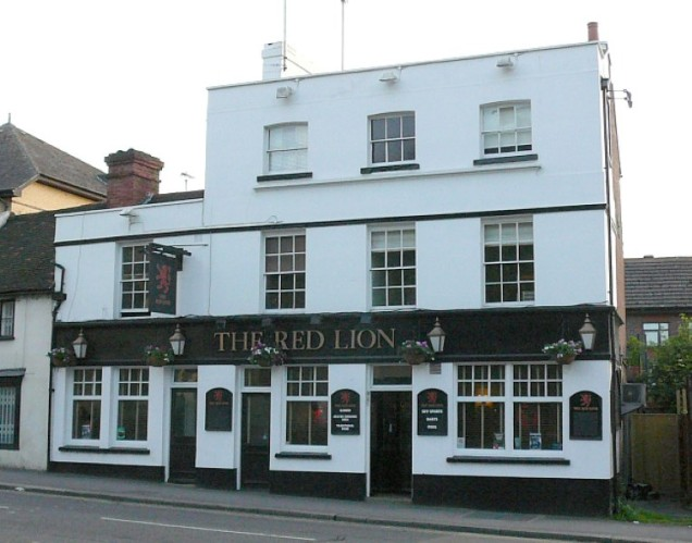 Image result for red lion reading