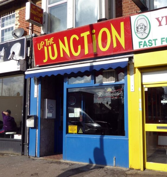 Up the Junction - Reading (1)