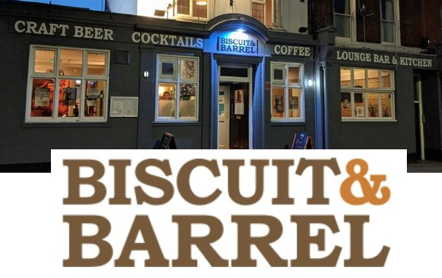 Biscuit and Barrel Reading