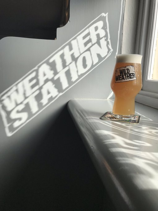 The Weather Station Wild Weather Ales Reading Pub